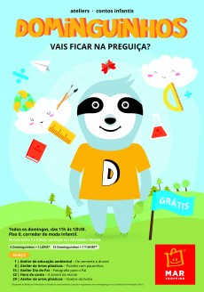 """Dominguinhos"" primaveris homenageiam Natureza"